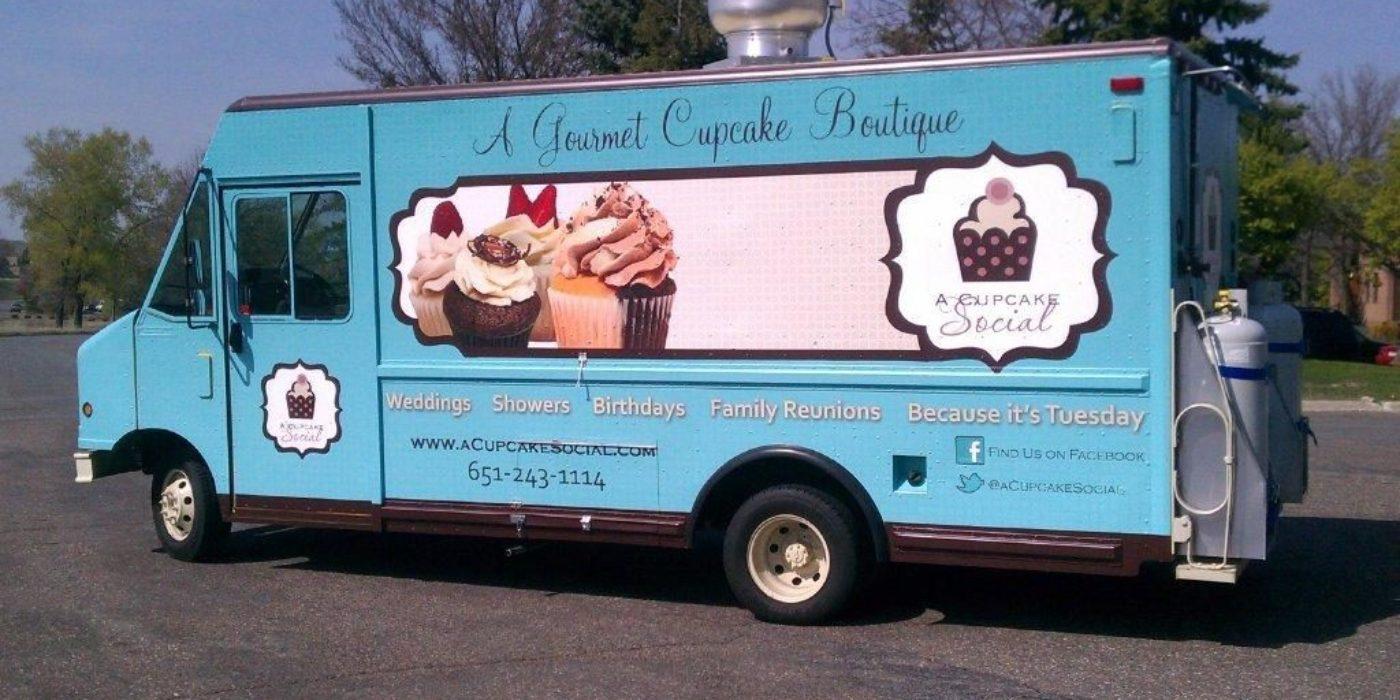 A Gourmet Cupcake Boutique
