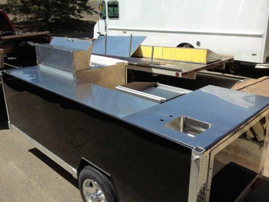 Bumper-Pull-Cart-Front