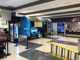 Chrysler HQ Food Truck