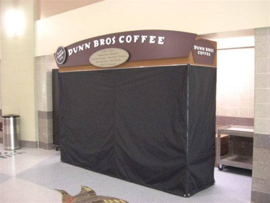 Dunn Brothers Coffee Covered
