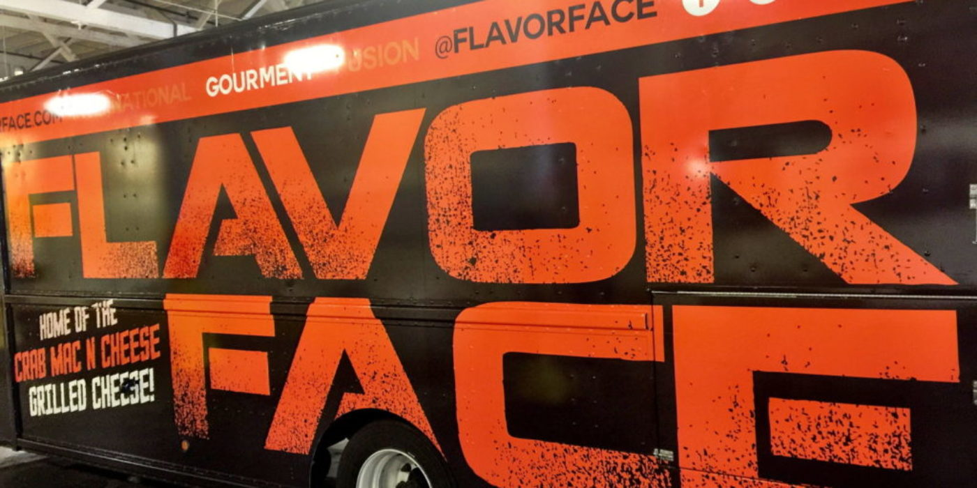 The Flavor Face Food Truck