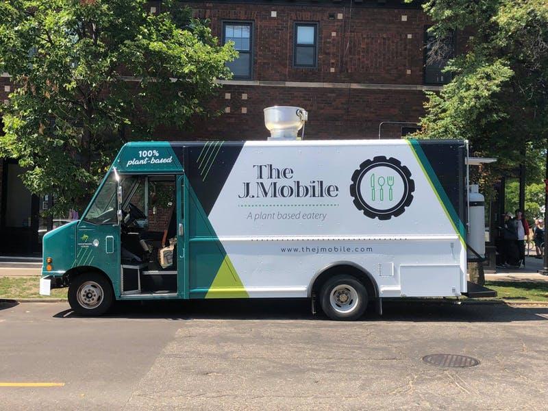 J Mobile side