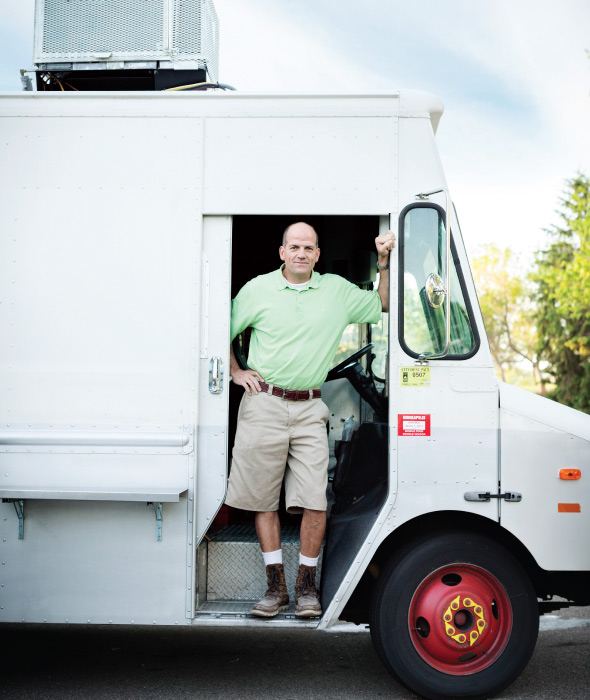 Mark Palm, The Minnesota Food-Truck Guru