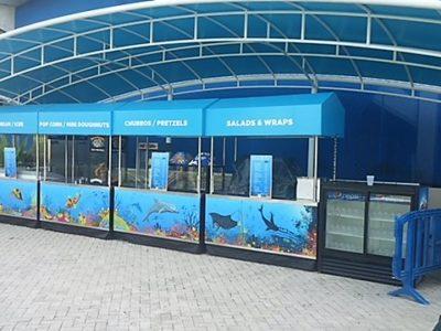 Miami Sea Aquarium Cart #2