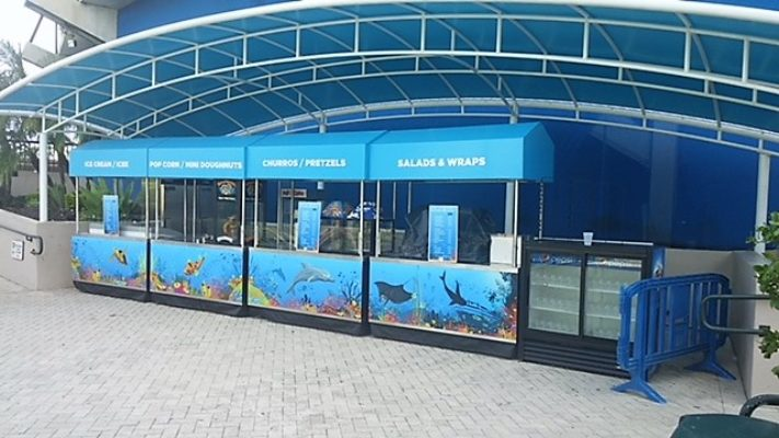 Miami Sea Aquarium Cart #2