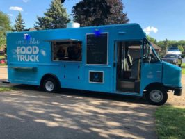 little-blue-food-truck